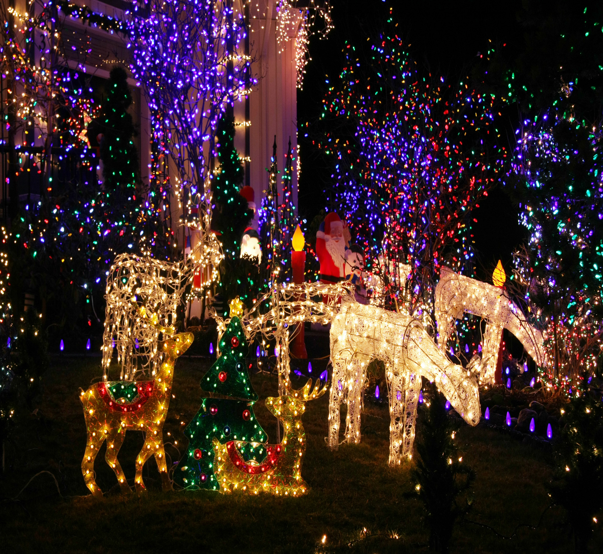 christmas lights in san antonio