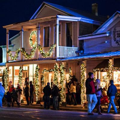 Christmas Light Fest - Enter to Win! Dickens on Main
